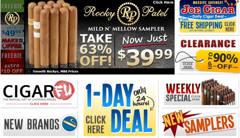 cigars international deals