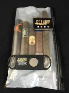 gotham cigar of the month club package