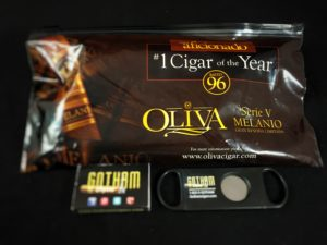gotham cigar of the month package