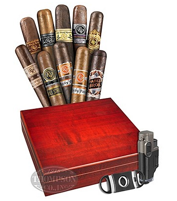 Rocky Patel All Star Combo With Humidor