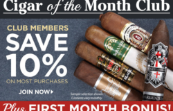 cigar.com cigar of the month club