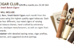 Review – Rare Cigar Club