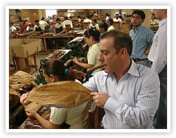 cigar selection process