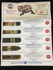 holts cigar newsletter