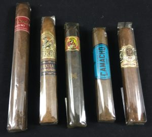 premium cigar of the month club selection