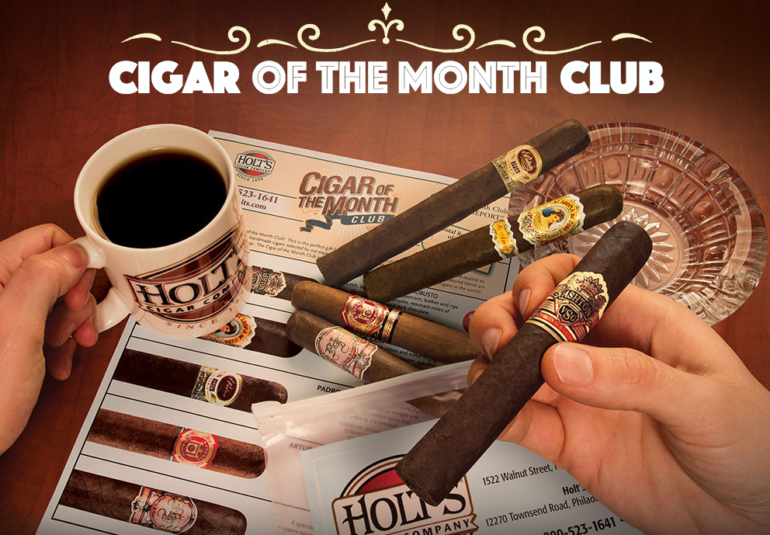 holt's cigar of the month club